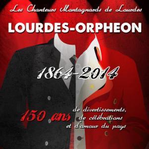 Cd 2014 Lourdes-Orphéon 40 titres