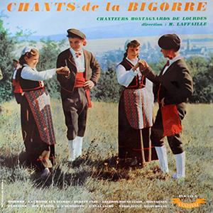 Couverture de l'album : 2 couples de chanteurs dansent